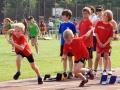 50 m- Sprint der 8- jhrigen Jungs